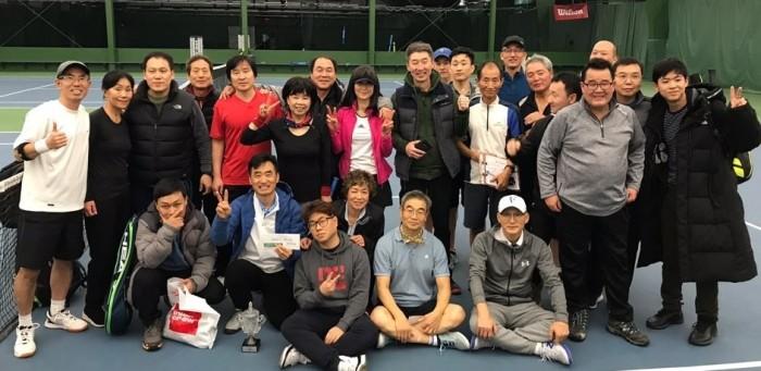 (10)테니스대회